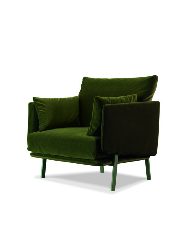 Structure Armchair